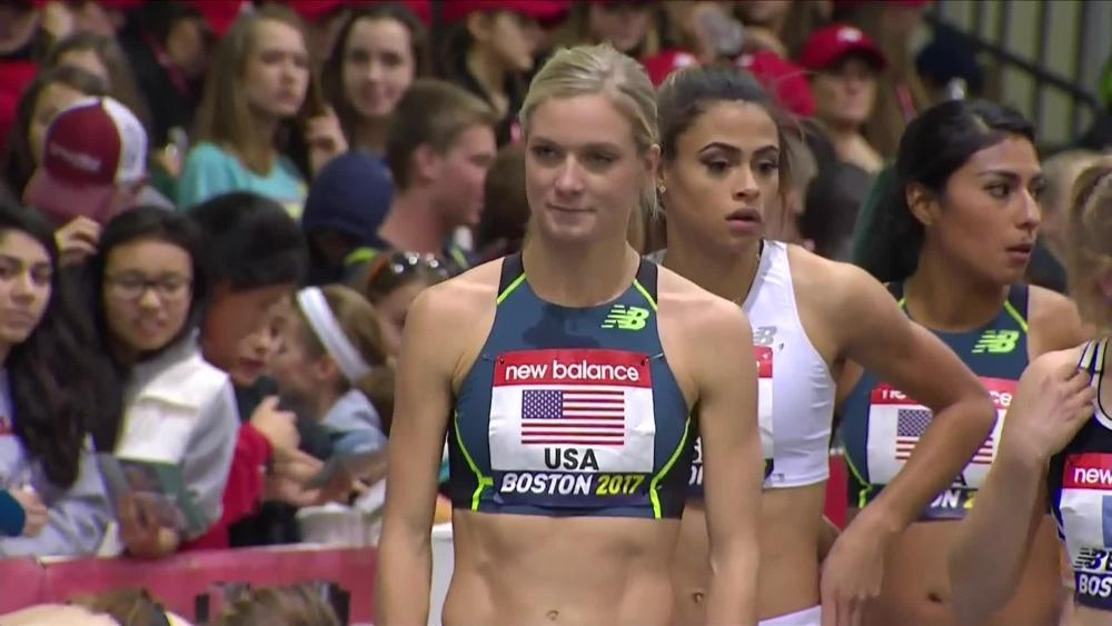USATF.TV - Videos - Women's Distance Medley Relay - New Balance ...