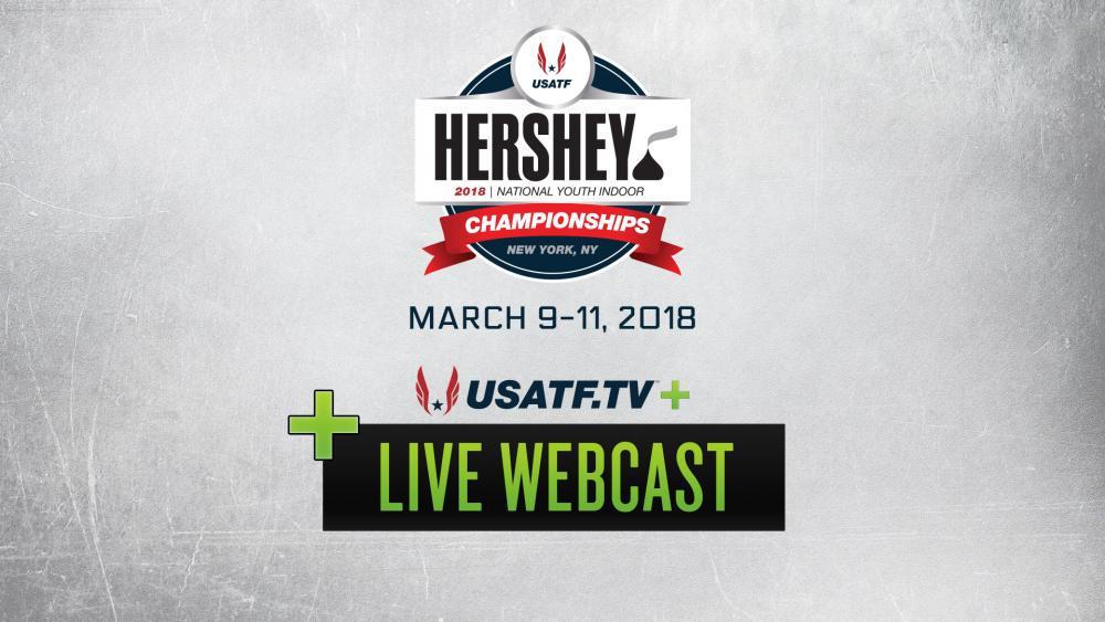 Usatf Tv News 3 9 11 18 Usatf Hershey Youth Indoor