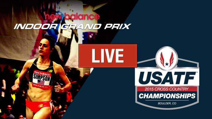 USATF.TV - Videos - LIVE Webcast - New Balance Games 2015